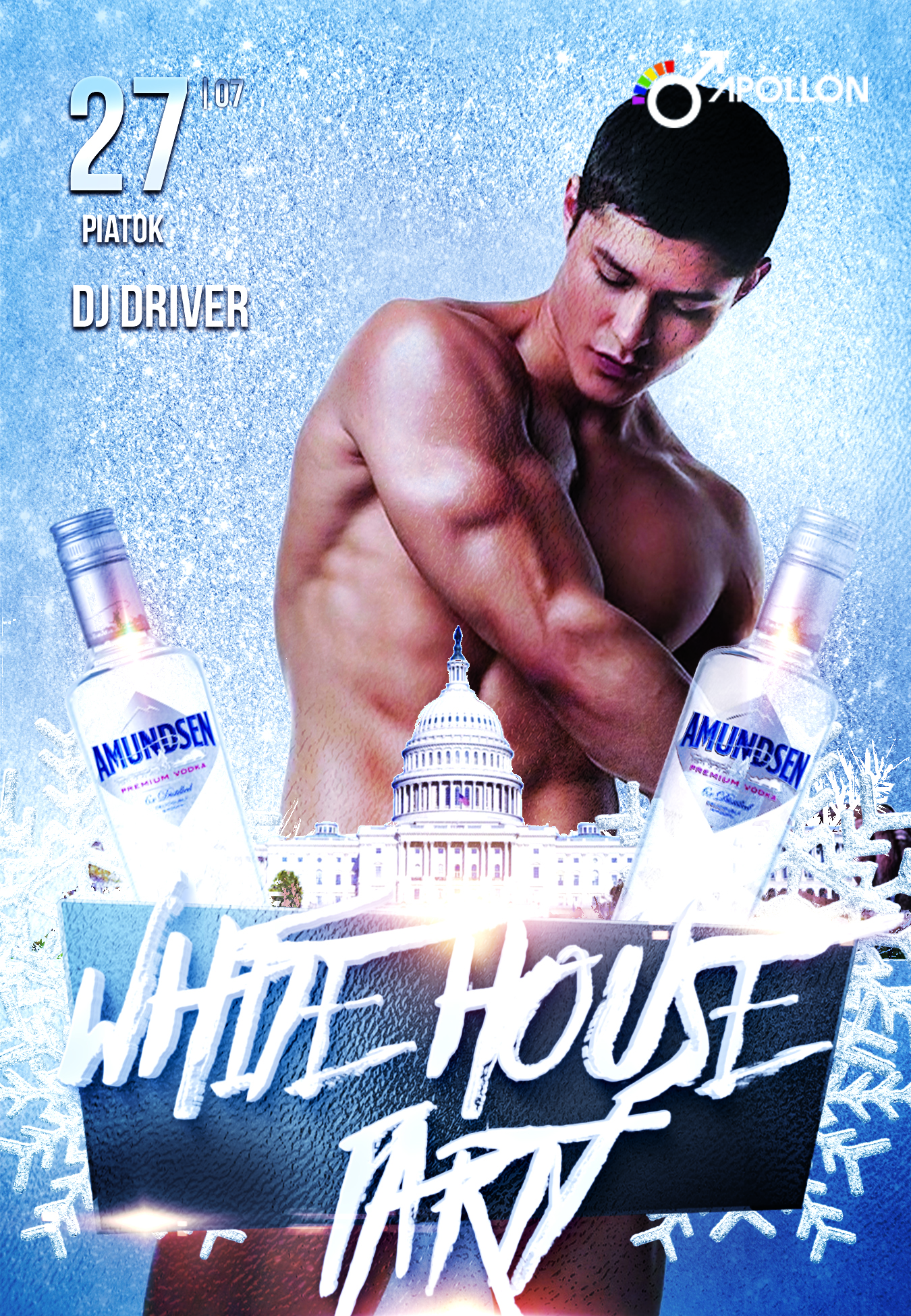Snow House Party